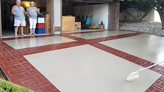 Driveways Garage Floors